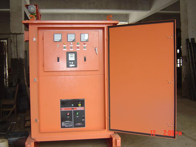 6KV车载式开关柜 CYKW01-121250-31.5